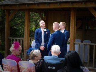 Darren & Beata's wedding 3