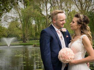 Darren & Beata's wedding
