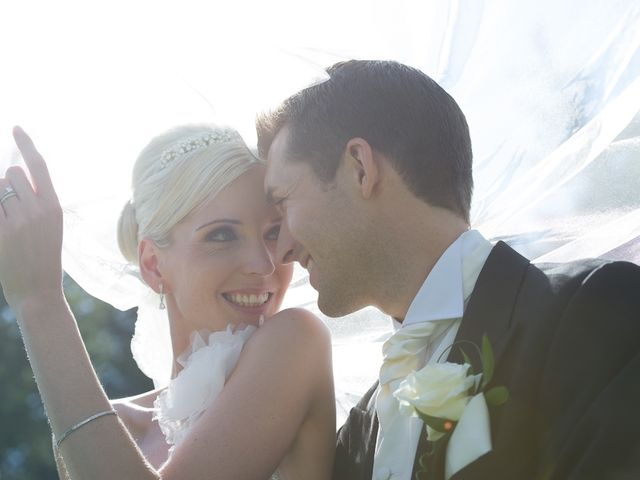 Garry and Luisa's wedding in Reading, Berkshire 2