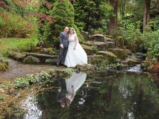 Beth & John's wedding