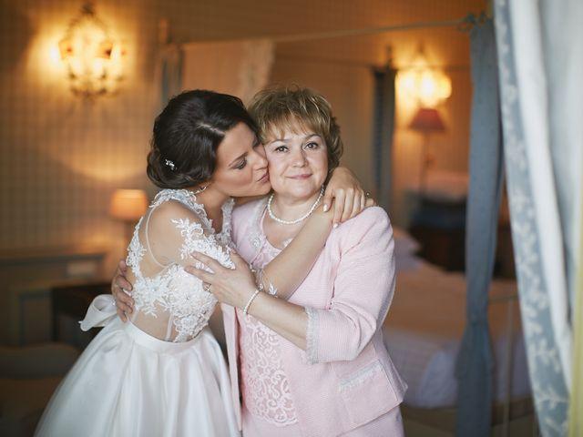 Oksana and Juri's wedding in Jersey, Jersey 6