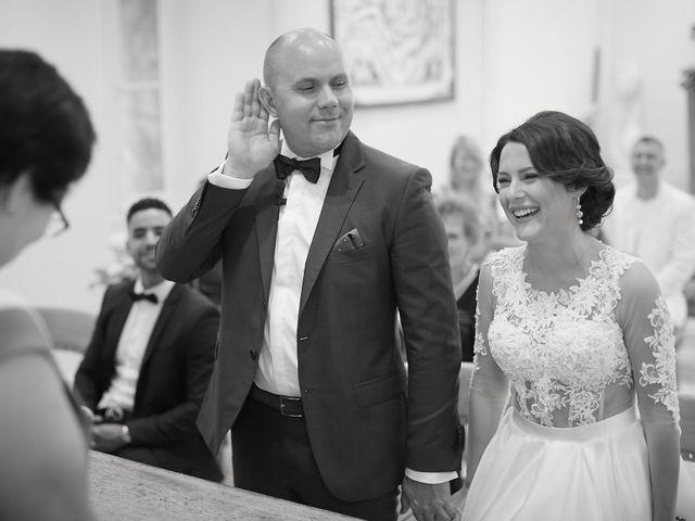 Oksana and Juri's wedding in Jersey, Jersey 9