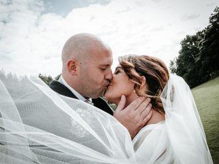 Rebecca & Steffan's wedding
