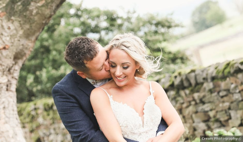 Jack and Suzy's wedding in Skipton, North Yorkshire