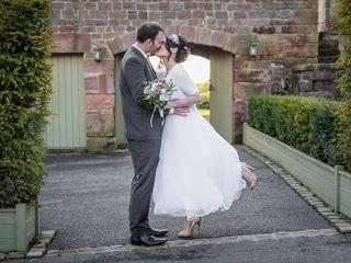 Carly & Alan's wedding