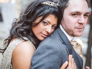 Natalee & Glen's wedding