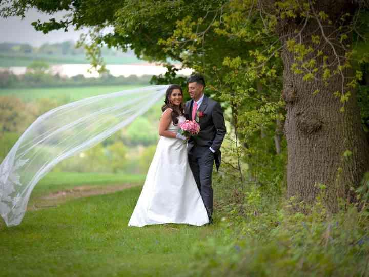 Krina & John's wedding