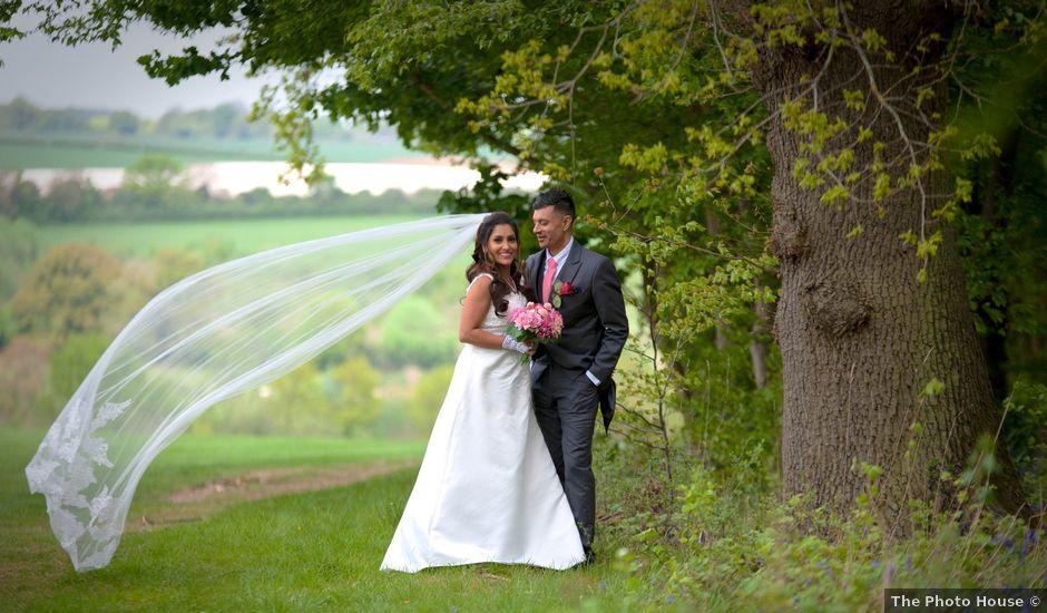 John and Krina's wedding in Hemel Hempstead, Hertfordshire