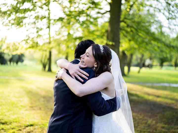 Lucy & Sree's wedding