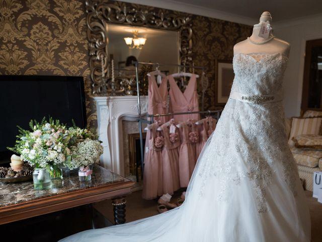 Sophie and John's wedding in Nottingham, Nottinghamshire 3