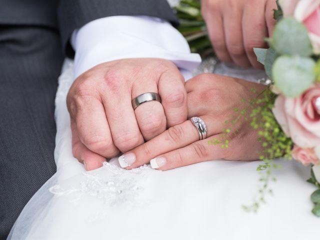 Sophie and John's wedding in Nottingham, Nottinghamshire 8
