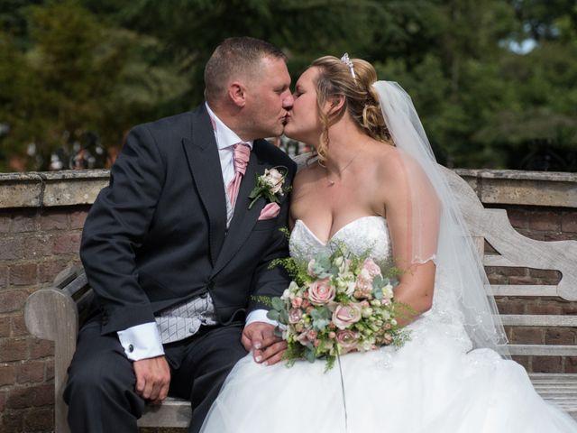Sophie and John's wedding in Nottingham, Nottinghamshire 2
