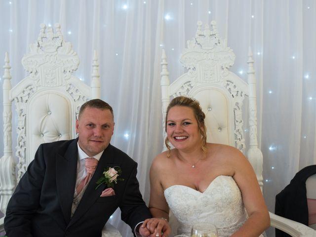 Sophie and John's wedding in Nottingham, Nottinghamshire 10