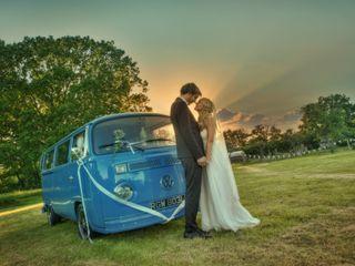 Holly & Nick's wedding