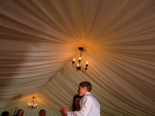 Eifion and Justine's wedding in Ruthin, Denbighshire 5