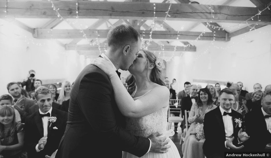 Sam and Amy's wedding in Wetherby, West Yorkshire