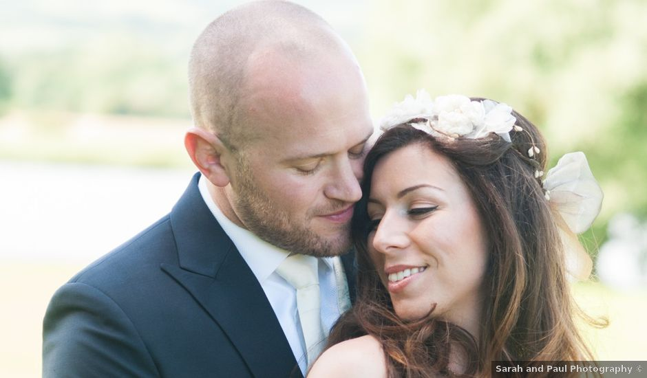Joe and Kat's wedding in Easingwold, North Yorkshire