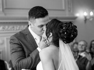 Gary & Charlotte's wedding