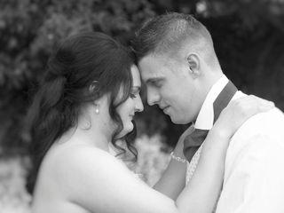 Rebecca & Carl's wedding