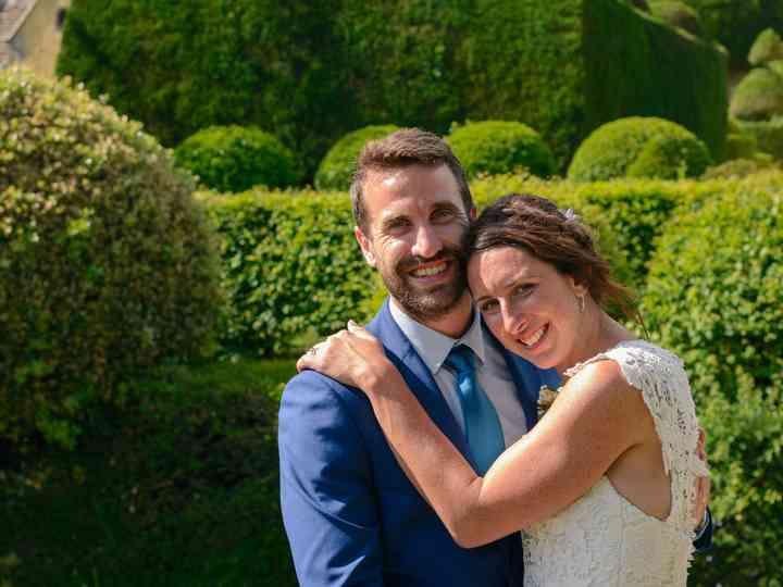 Fay & Owen's wedding
