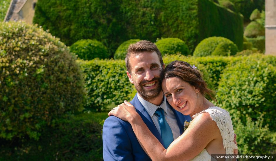 Owen and Fay's wedding in Owlpen, Gloucestershire