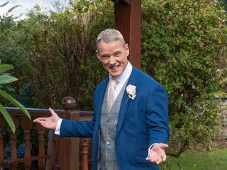 Simon & Linda's wedding 1