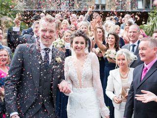 Kathleen & Daniel's wedding