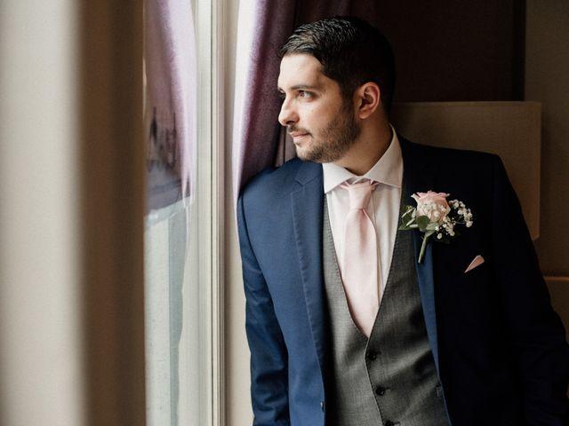Kieran and Kayley's wedding in Eaton, Cheshire 8