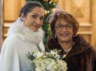 Fabienne & John's wedding 1