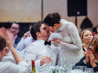 Fabienne & John's wedding