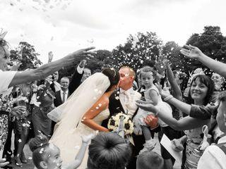 Michelle & Kris's wedding