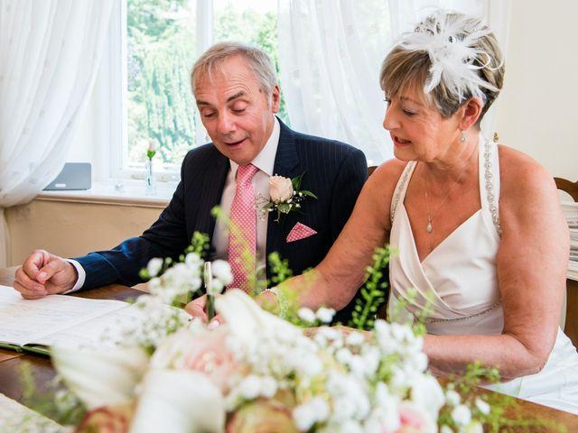 Lynne & Graham's wedding