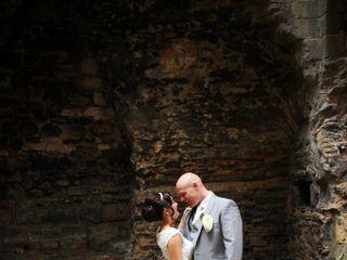 Emma & Ross's wedding