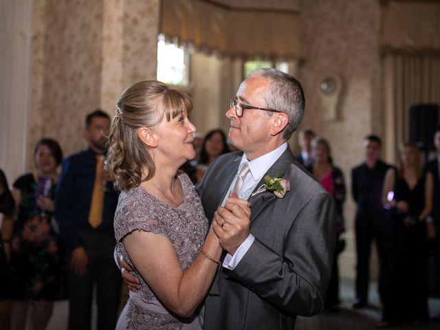Sue & Peter's wedding