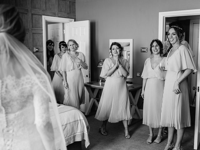 Sam and Georgie's wedding in Ditchling, East Sussex 1
