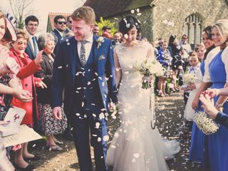 Georgie & Mike's wedding