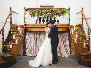 Kevin & Anna's wedding