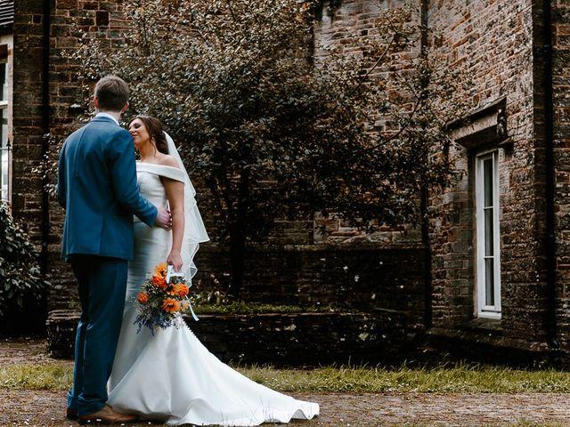 Dale and Becca's wedding in Bridgend, Bridgend 2