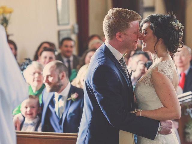 Mike and Georgie's wedding in Sudbury, Suffolk 2