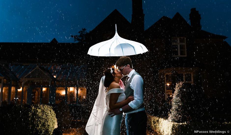 Dale and Becca's wedding in Bridgend, Bridgend