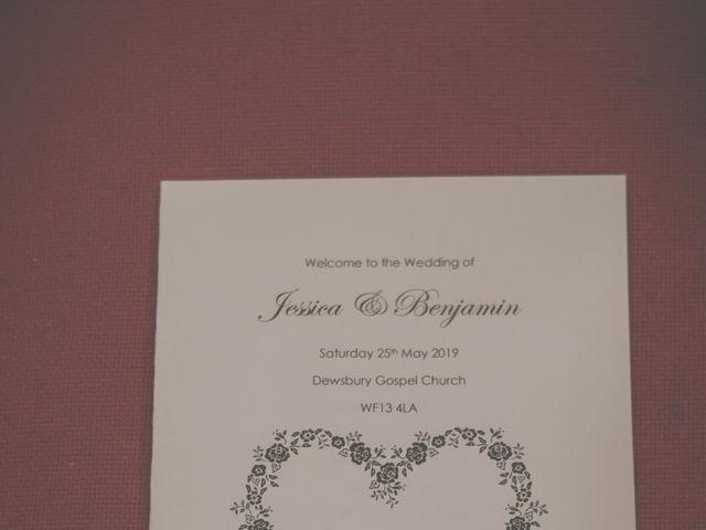 Ben and Jess's wedding in Bradford, West Yorkshire 3