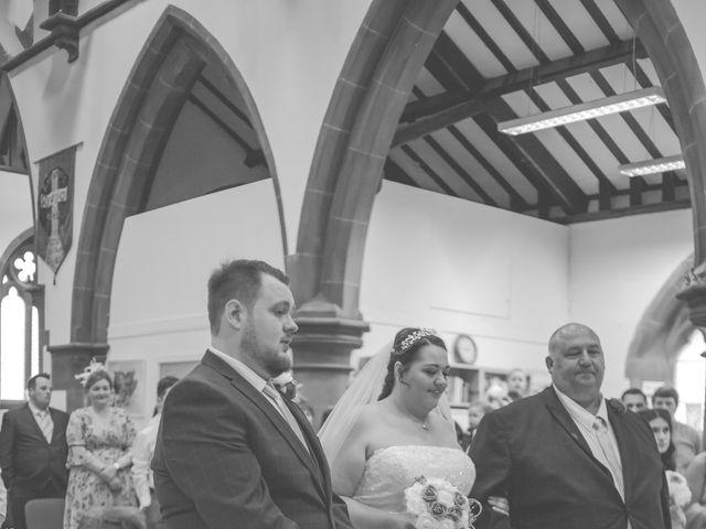 Ben and Jess's wedding in Bradford, West Yorkshire 4