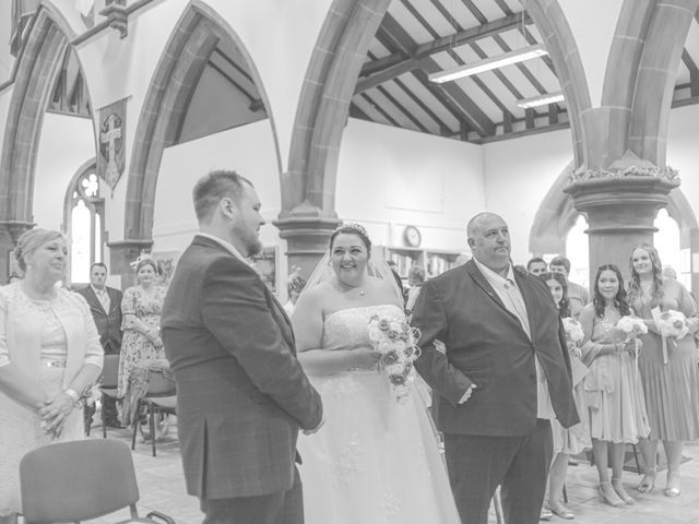 Ben and Jess's wedding in Bradford, West Yorkshire 5