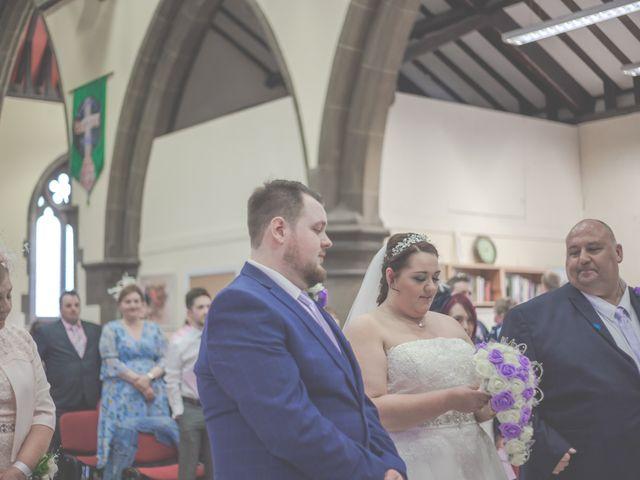 Ben and Jess's wedding in Bradford, West Yorkshire 6