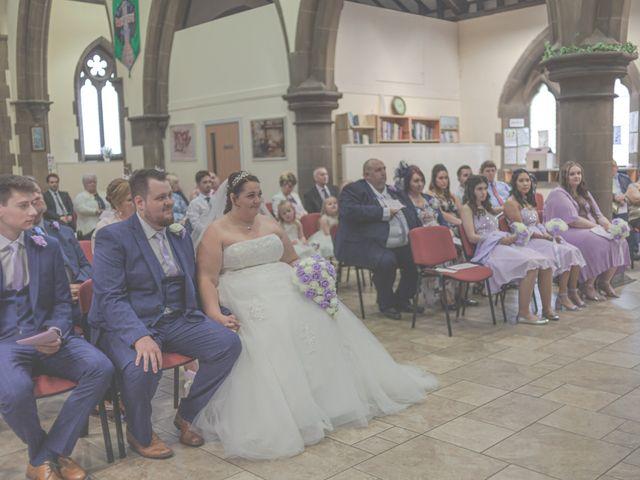 Ben and Jess's wedding in Bradford, West Yorkshire 8