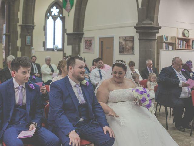 Ben and Jess's wedding in Bradford, West Yorkshire 9