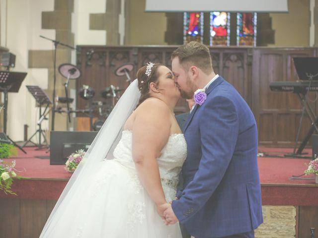 Ben and Jess's wedding in Bradford, West Yorkshire 1