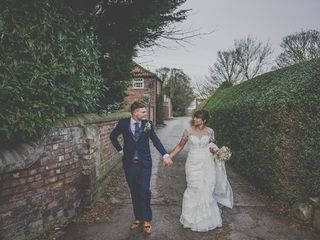Katie & Gary's wedding