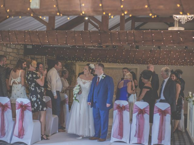 Paul and Shell's wedding in Bradford, West Yorkshire 1