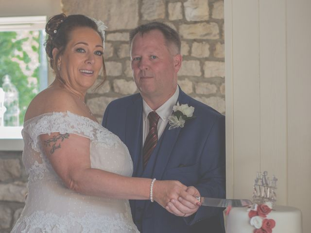 Paul and Shell's wedding in Bradford, West Yorkshire 2